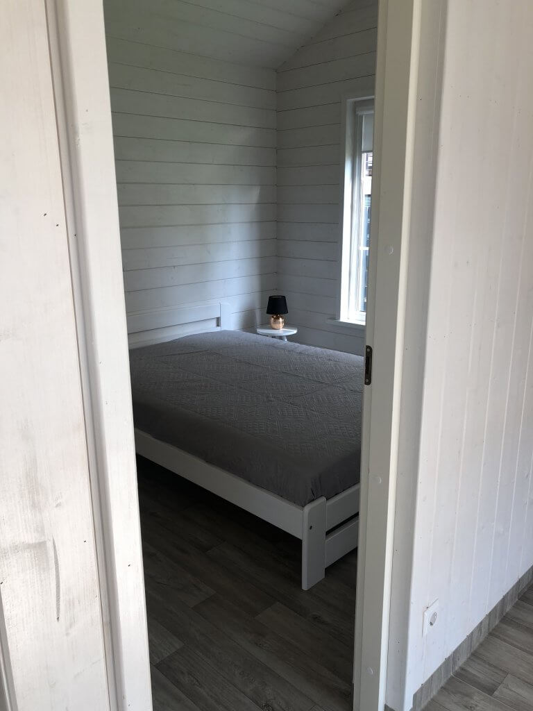 Įėjimas į miegamąjį